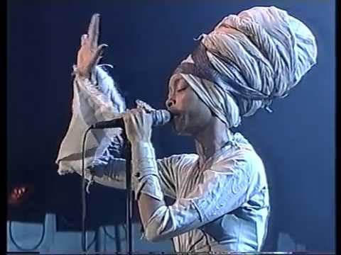 Erykah Badu: Tyrone North Sea Jazz 2001