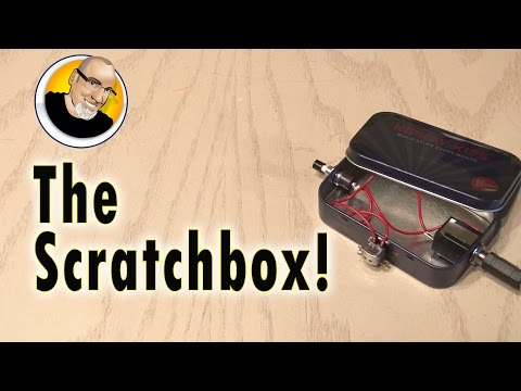 Turn an Old Walkman into a Musical Scratchbox