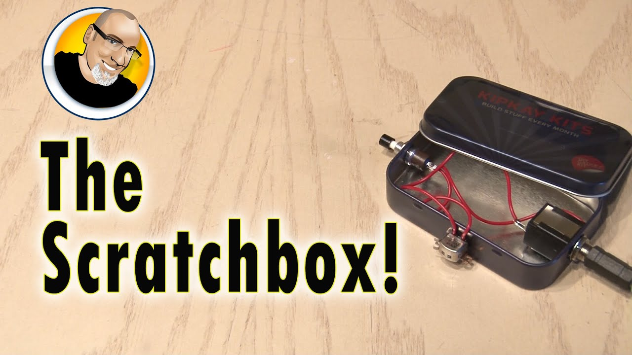Turn an Old Walkman into a Musical Scratchbox | Make: