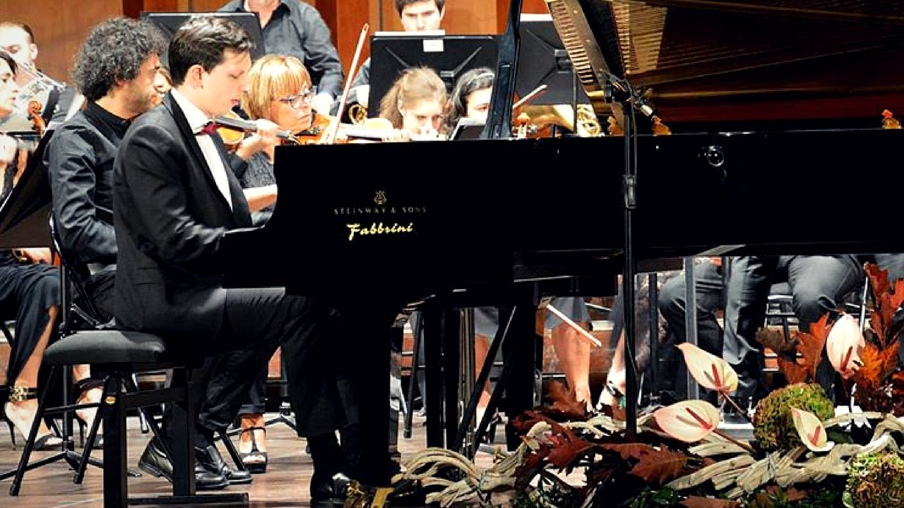 Lukasz Krupinski - First Prize at San Marino Piano Competition 2016