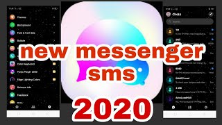 New Messenger sms 2020 screenshot 3