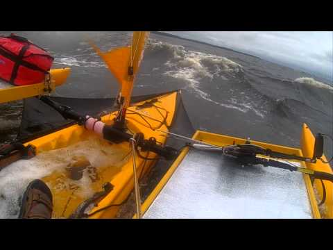 Hobie TI In NCC 2014 On The Neuse River
