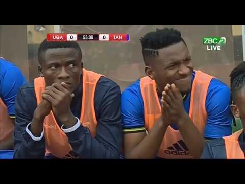LIVE- UGANDA VS TANZANIA 0-0