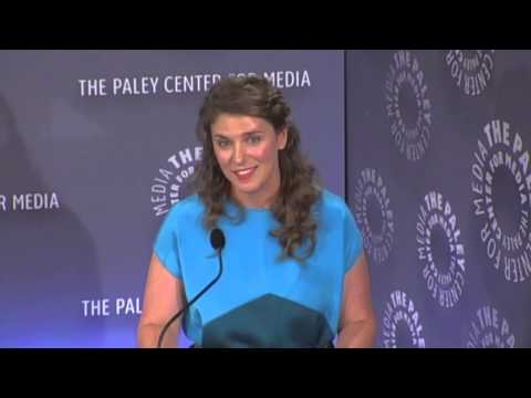 "Vivian Howard from ""A Chef's Life"" at the Peabody Winners' Panel ..."