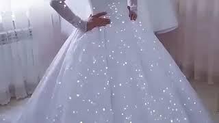 Самая красивая свадебное платье