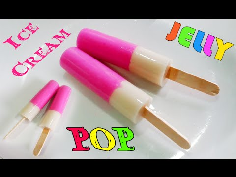 how to make pop ice