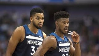 Karl Anthony Towns SICK AND TIRED Of Jimmy Butler?!!!