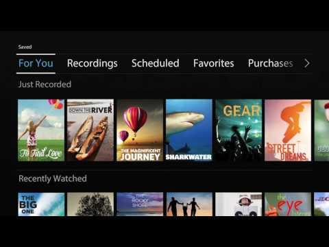 Contour TV Overview