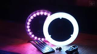 Новинка 2021. Первые беспроводные креативные светодиодные системы от GLP
