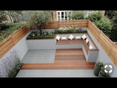Сад и задний дворик! Идеи ландшафтного дизайна