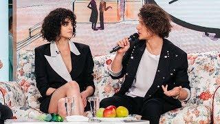 Diana Sar joaca in videoclipul lui Seredinschi