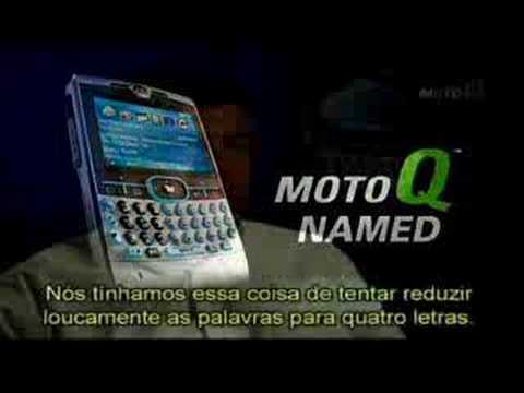 Moto Q Design