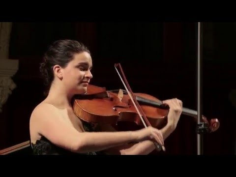 Brahms, Sonata in E flat Major op.120, Marina Thibeault-Viola, Janelle Fung-Piano