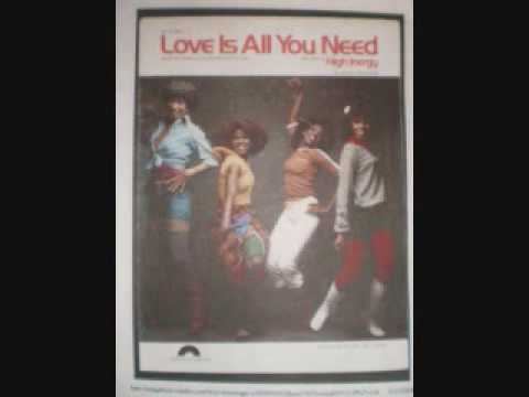 High Inergy Love Is All You Need 1977