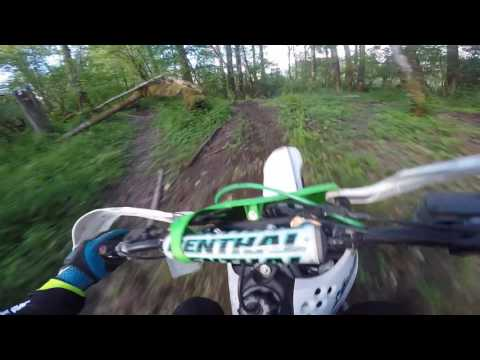 NMA RD 5, Golden Spike Hare Scramble, Packwood [Full Race] 2017