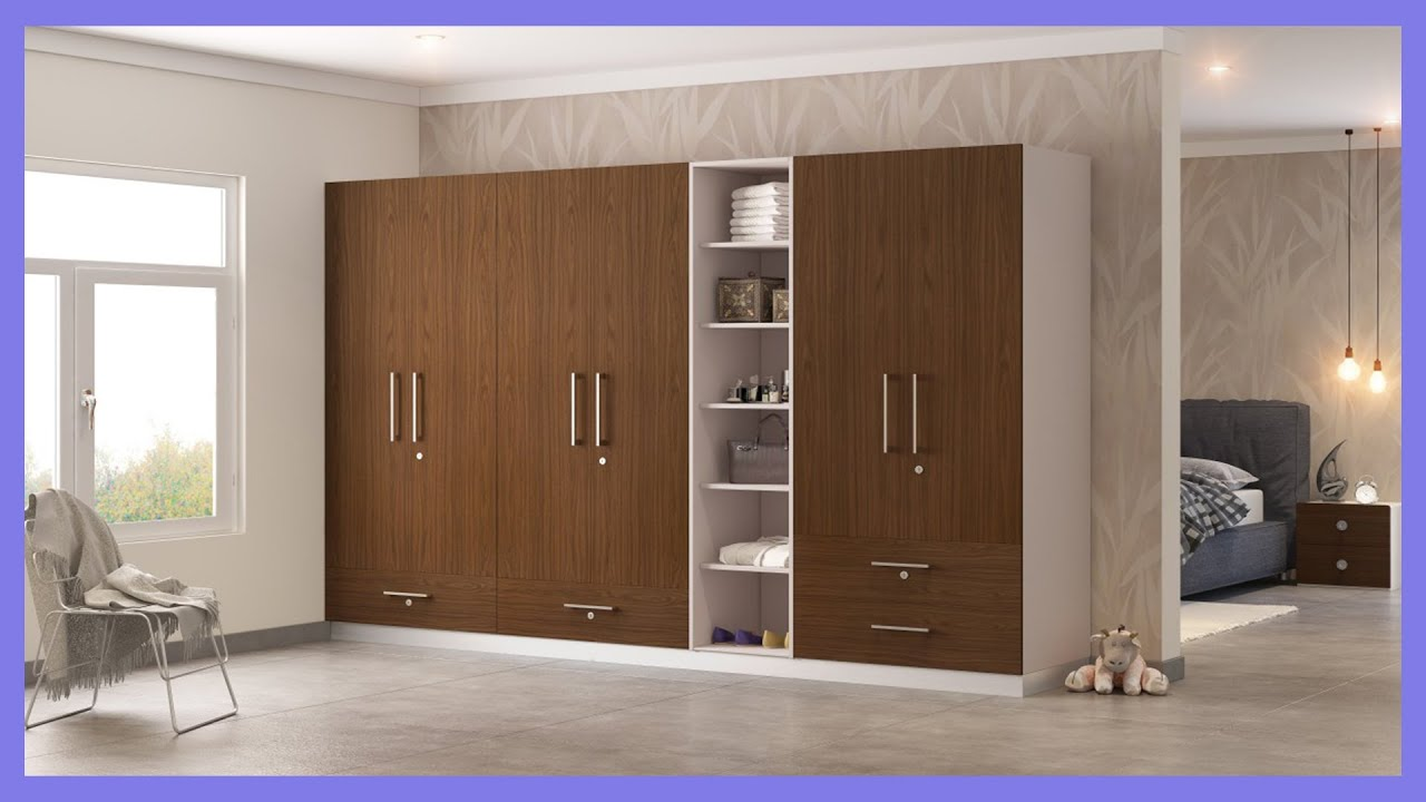 Exclusive Wooden Wall Attached Almirah