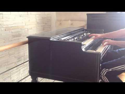 Hammond B3 premier essai