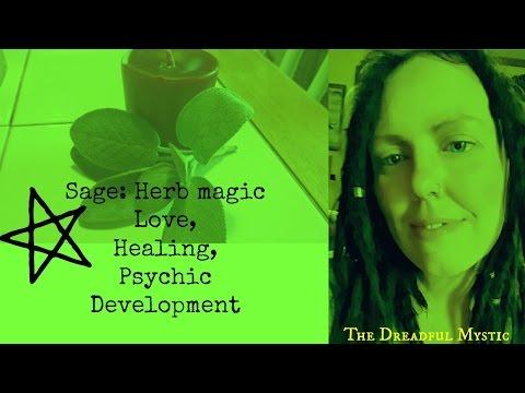 Sage Herb Magic