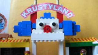 The Simpsons Ride Lego Tribute.wmv