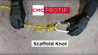 PRO Tip: How t๐ tie a Scaffold Knot