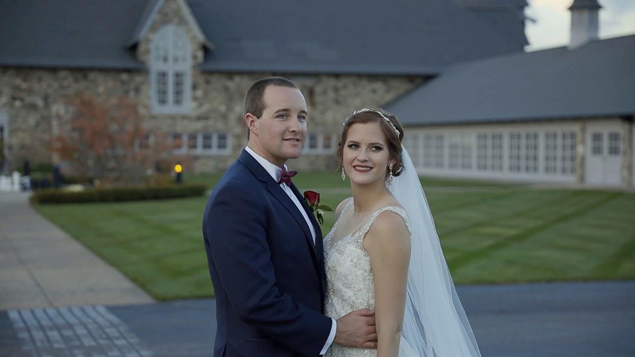 A Fairytale Wedding in a Castle // Eric & Rachel