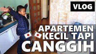 REVIEW APARTEMEN AIRBNB DI OSAKA JEPANG Japan Vlog Vlog Keluarga Vlog Indonesia