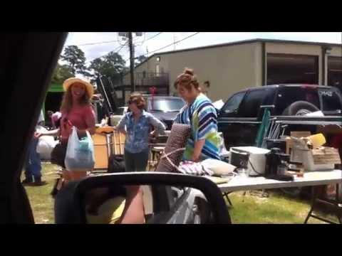 Garage sale tips, tricks, nonsense and a haul! -$24,371