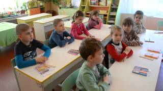 Подготовка детей к школе. Контрольное занятие, старшая группа