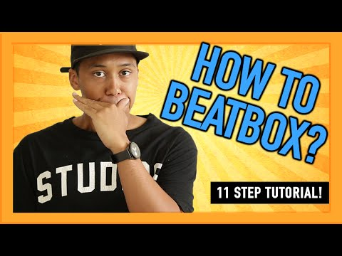 How to beatbox for beginners?- Intro | Dontae Catlett