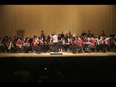 Earhart MS Band -