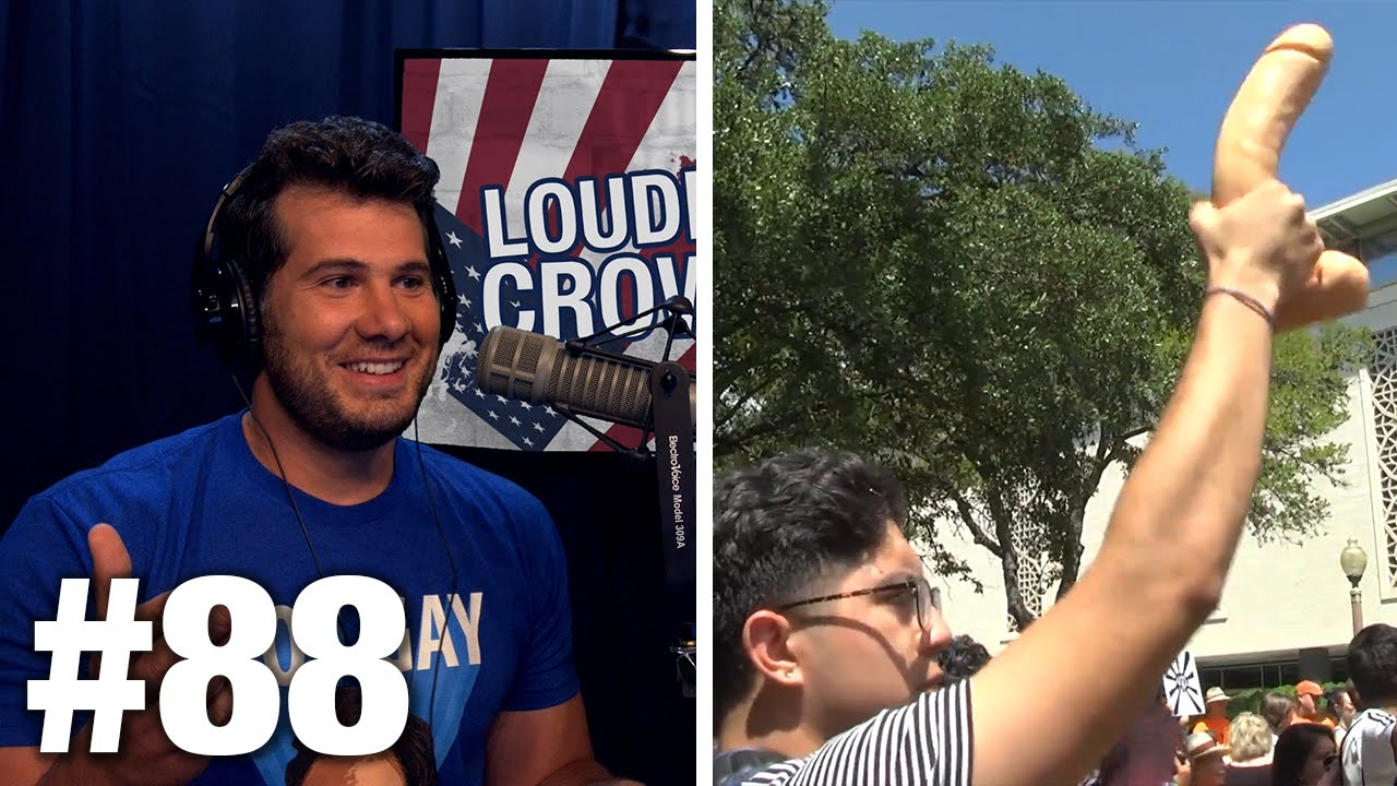Download #88 #SJW FEMINISTS WITH ILLEGAL DILDOS! Curt Schilling and Ann McElhinney | Louder With Crowder
