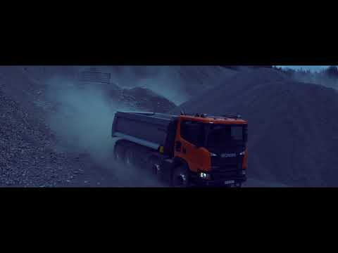 Scania XT range – for tough challenges