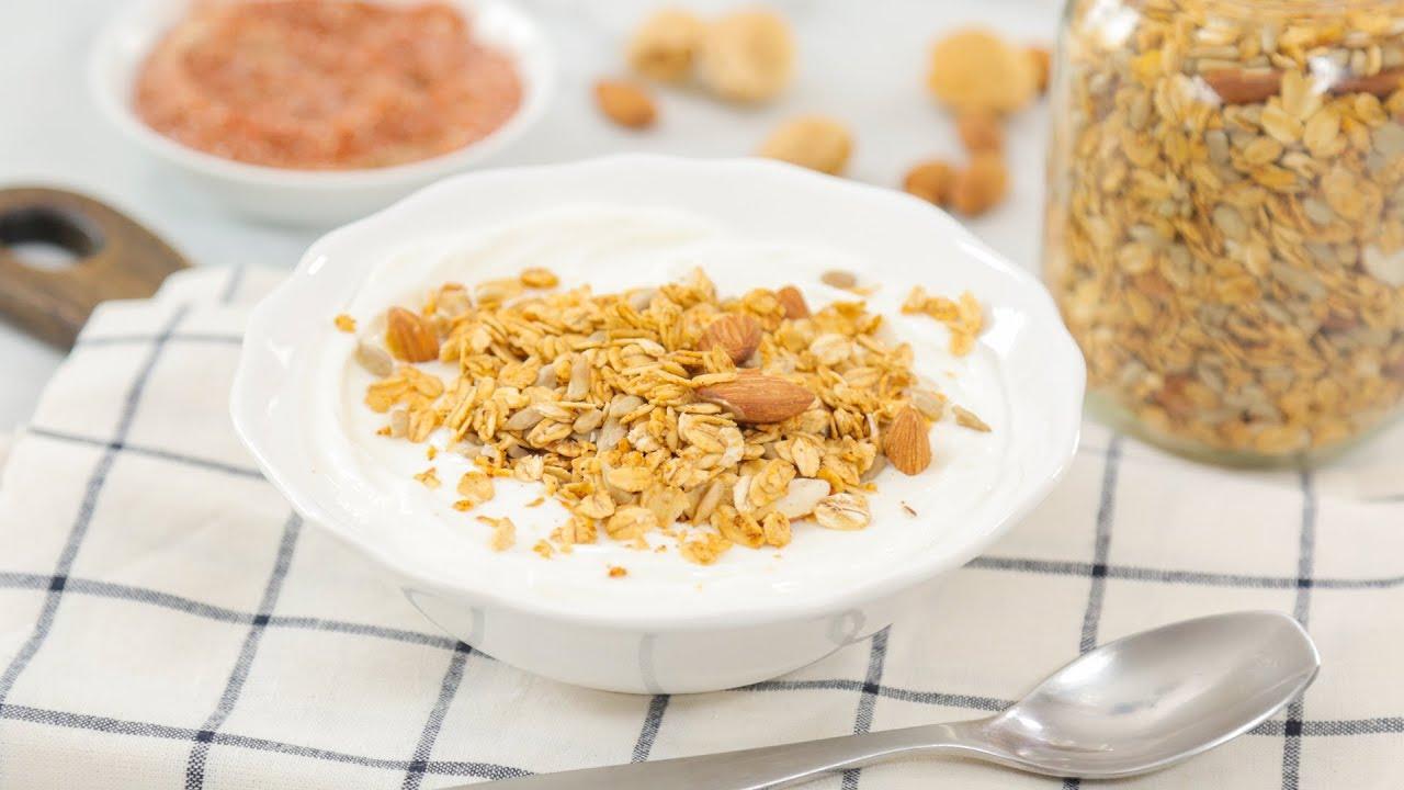 Smoky Savory Granola Recipe | Healthy Meal Plans