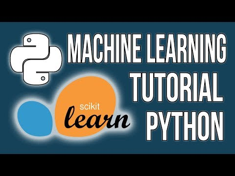 Real-World Python Machine Learning Tutorial w/ Scikit Learn (sklearn basics, NLP, classifiers, etc)