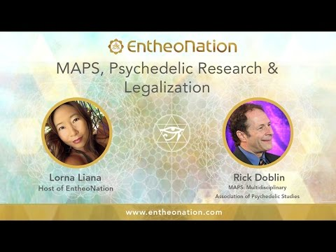 MAPS, Psychedelic Research & Legalization | Rick Doblin