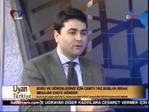 Genel Başkanımız Gültekin UYSAL Cem TV Uyan Türkiye Programı