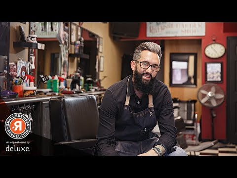 'Miguel's Riverside Barber Shop' Creates a Buzz | Small Business Revolution - Main Street: S2E3