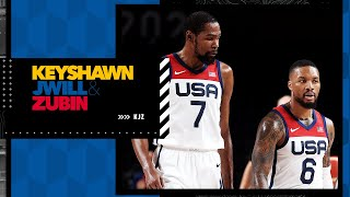 Stephen A. is confident Team USA will beat France and win gold
