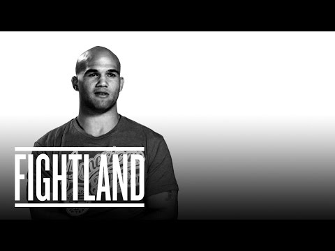 Feel The Fight With Robbie Lawler: Fightland Sitdowns