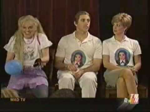 mad tv - dot and the cloning machine