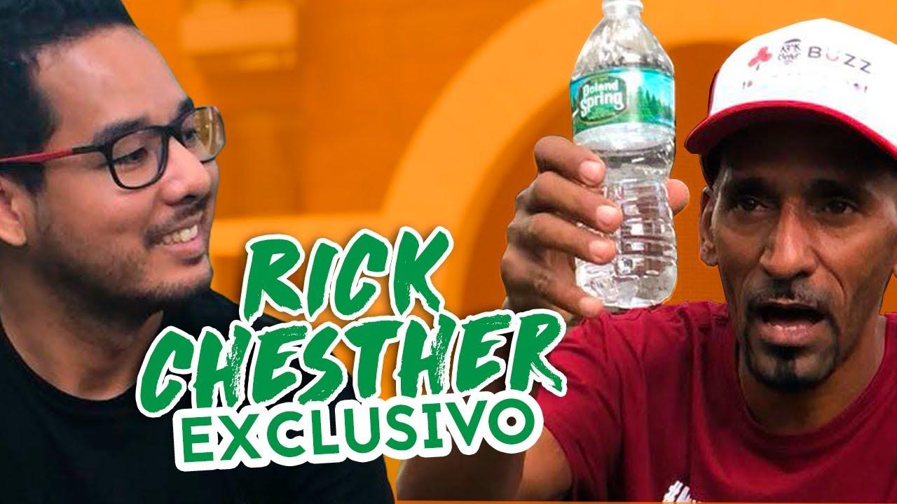 EM HARVARD: A incrível história de RICK CHESTHER | Matheus Tomoto