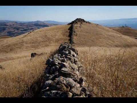 California's Mystery Walls