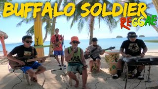 Bob Marley - Buffalo soldier   Tropavibes Reggae Cover