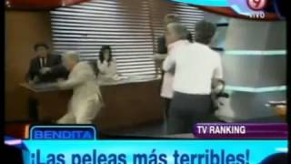 Bendita - Las peleas más terribles de la TV
