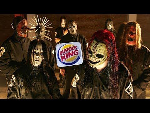 Remember When Slipknot Sued Burger King?