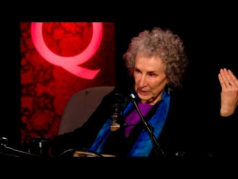 "Margaret Atwood brings ""MaddAddam"" to Studio Q"