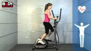 видео эллиптический тренажер какие мышцы
