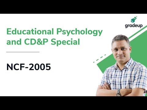 NCF-2005 for DSSSB/CTET/UPTET | Educational Psychology & CDP | Gradeup