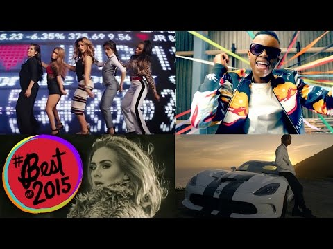 10 Most-Watched Music Videos of 2015