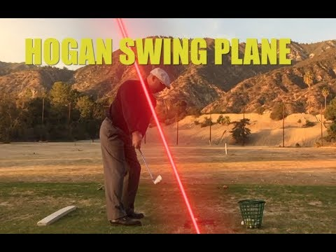 HOGAN SWING PLANE with CHARLEY HOFFMAN